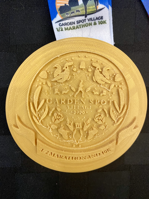 GSV Le medal
