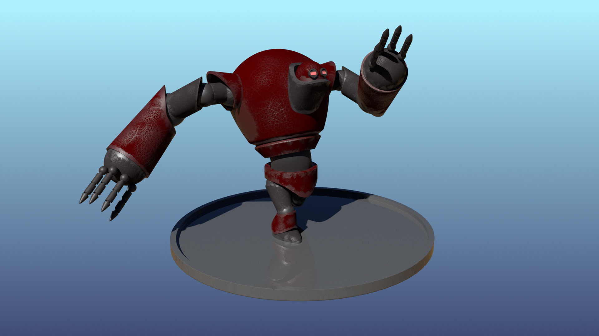 IsaacKuhn-Artwork-CGI-Robot