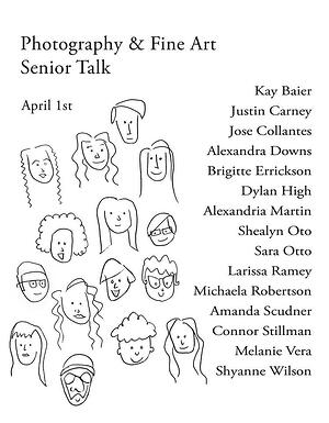 Senior Talks 2019