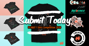 T-shirt competition- 2018