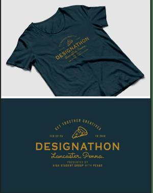 designathon shirt 2019