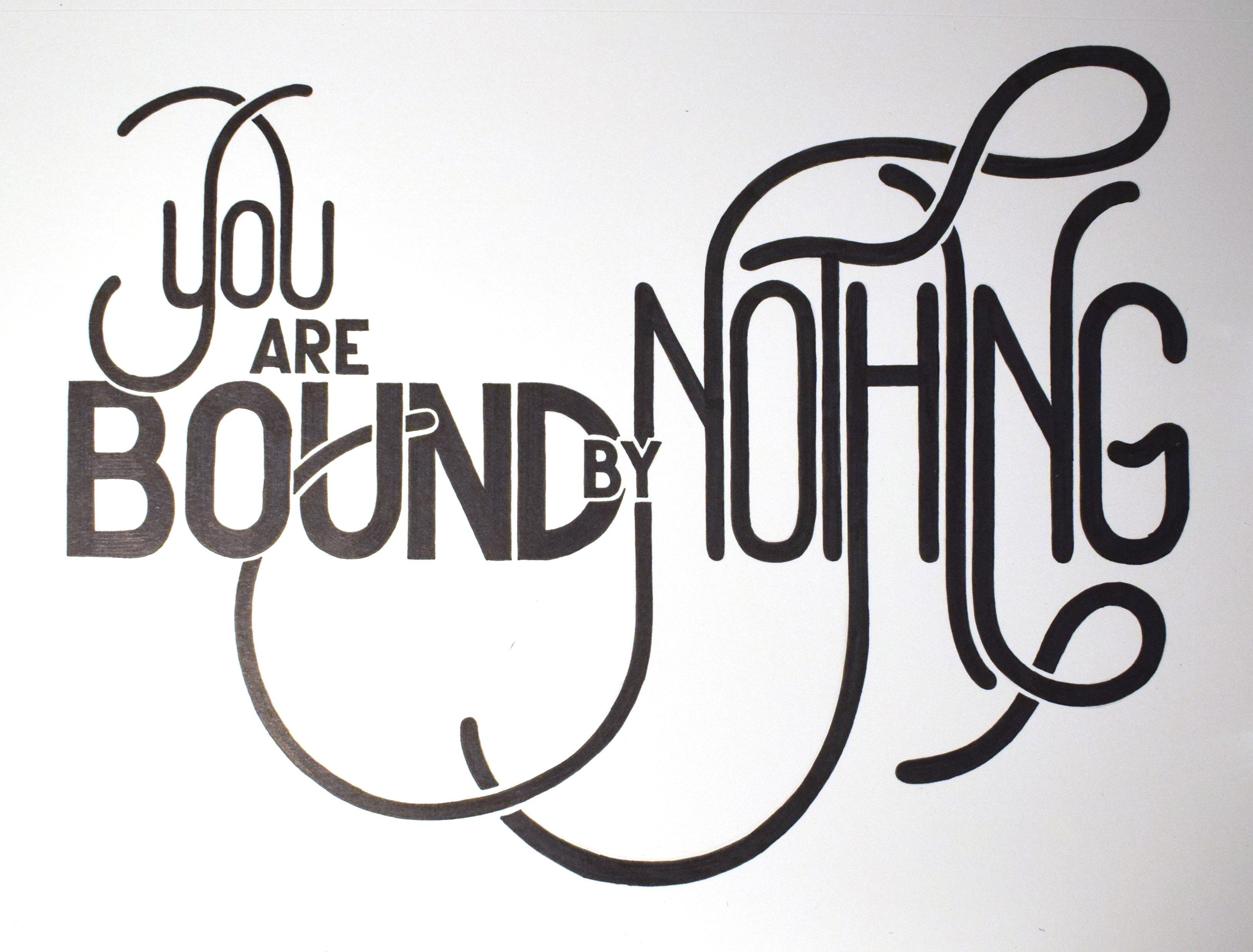 youareboundbynothing