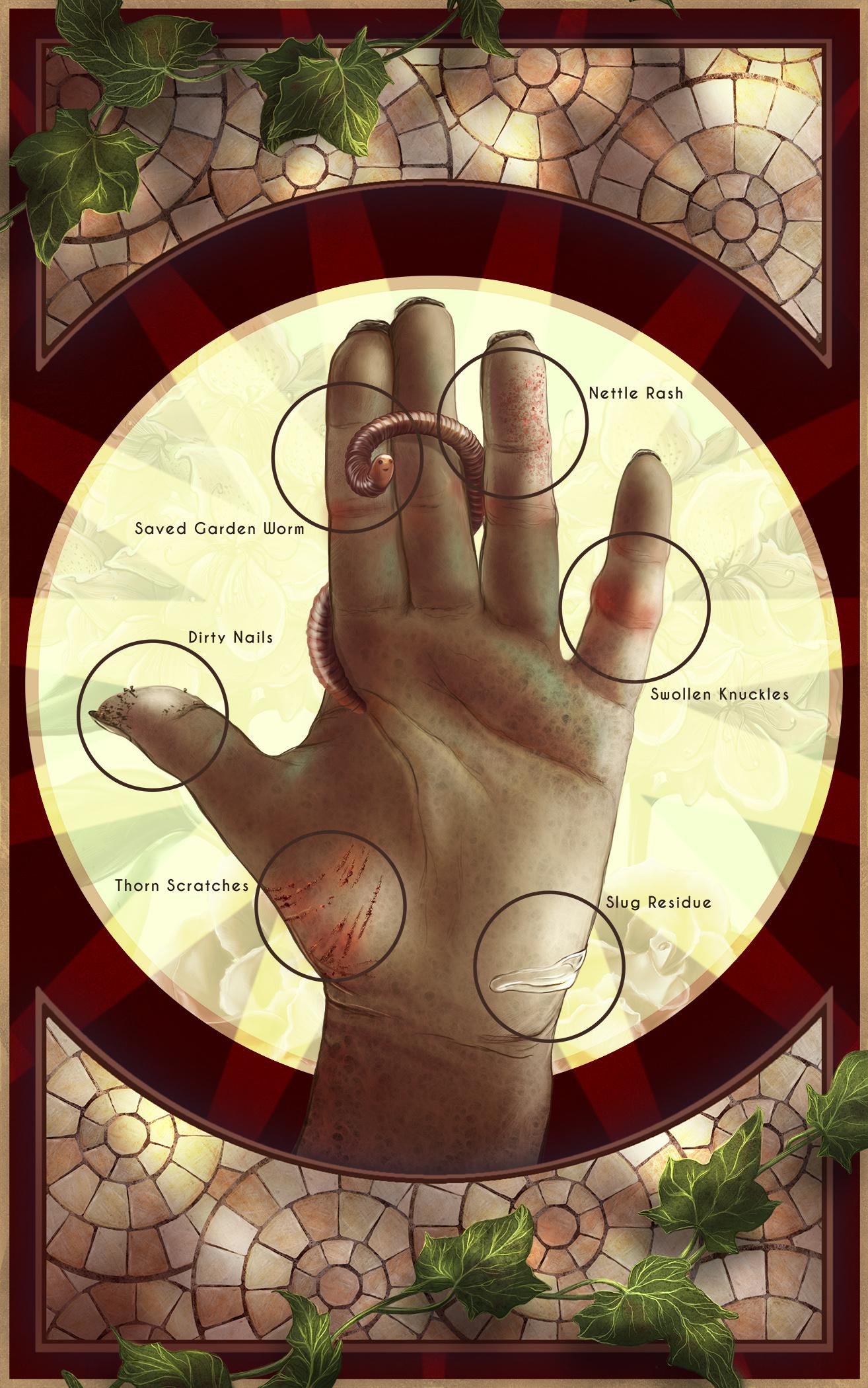 Hand of a Gardener