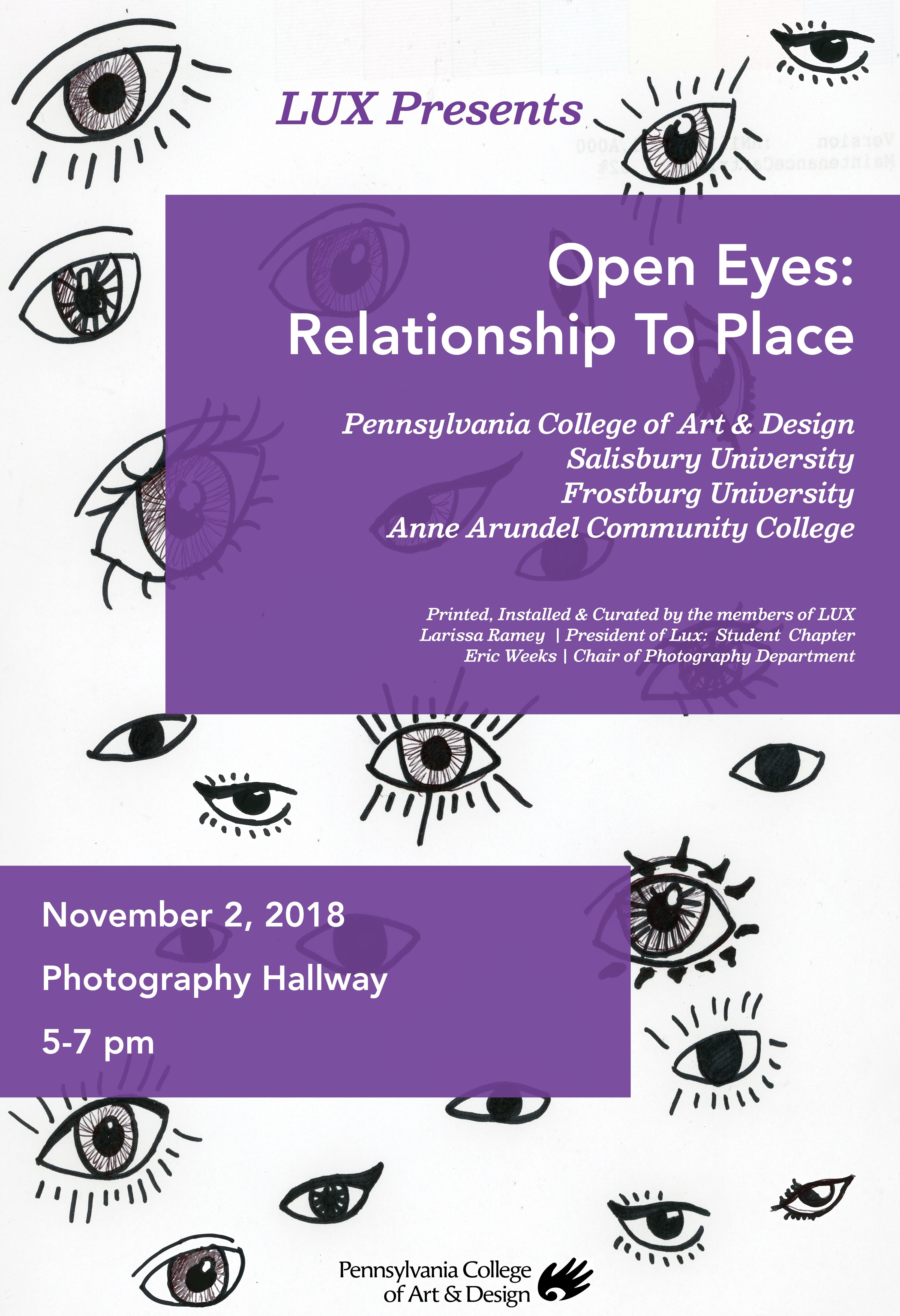 Open Eyes Poster Final